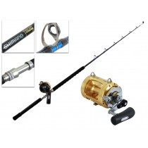 Shimano Tiagra 50 WA Stand Up Big Game Combo 5ft 6in 24kg 1pc