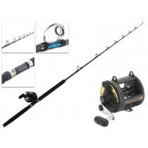 Shimano TLD 25 and Aquatip Boat Combo 5'6'' 15-24kg 1pc