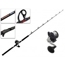 Shimano Torium 16A HG and Backbone Elite Overhead Jigging Combo 5ft 5in 400g 1pc
