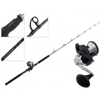 Shimano Torium 20A HG and Backbone Elite Overhead Jigging Combo 5ft 5in 400g 1pc