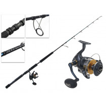 Shimano Twin Power 10000SW PG and Ocea Switchbait Game Combo 6ft 1in 50-80lb