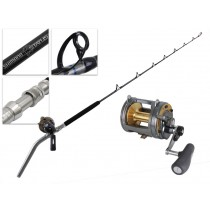 Shimano Tyrnos 50LRSII and Status Bent Butt Boat Combo 50-80lb