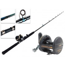 Shimano TLD 15 and Aquatip Boat Combo 6ft 15kg 1pc