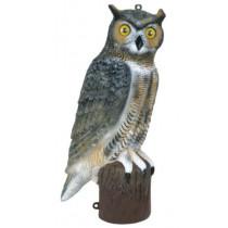 Flambeau Owl Decoy 21in Large