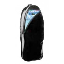 Cressi Gear Bag for Long Dive Fins Black/Grey