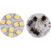 G4 10 LED Bulb Vertical Pins