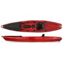 FeelFree Moken 12 Standard Fishing Kayak Orange