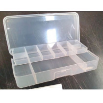 Fishing H520 2 Tray Tackle Box 22 x 10.5 x 4.5cm