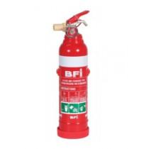 BFI ABE Powder Type Fire Extinguisher 0.6kg