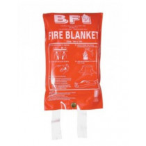BFI Fire Blanket 1m x 1m