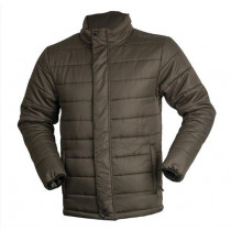 Ridgeline Mens Blizzard Puffer Jacket Earth