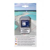 Navionics Platinum Plus Chart Card 8P160XL New Zealand CF Card