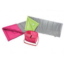 Coleman Junior Rectangular Sleeping Bag Red