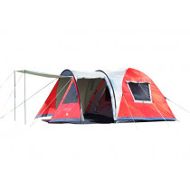 Coleman Egmont 4 Tent Red/Grey/Navy