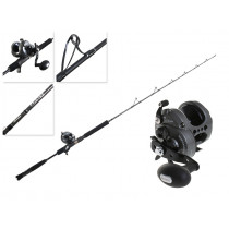 Okuma Cortez CZ-10CS Star Drag Overhead Jigging Combo 5ft 300g 1pc