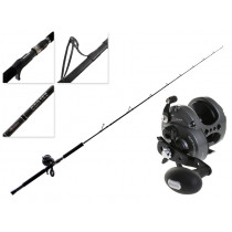 Okuma Cortez CZ-10CS Star Drag Overhead Boat Combo 6ft 6in 6-10kg 2pc