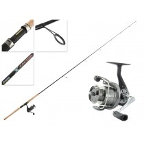 Okuma Revenger Pro 40 and X-Factor Softbait Combo 7ft 6-10kg 2pc