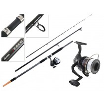 Okuma Revenger 80 Pro Surfcasting Combo 12ft 3pc