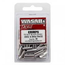 Wasabi Tackle Crimp Packs