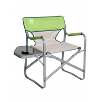 Coleman Directors Chair with Side Table