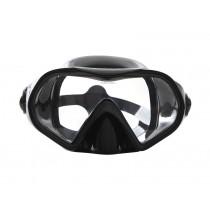 Mirage Nova Adult Silicone Mask Black