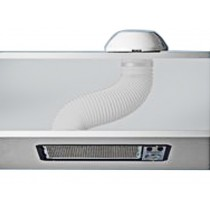 Dometic CK150 Built-in Exhaust Air Cooker Hood with 1-Speed Fan 12v