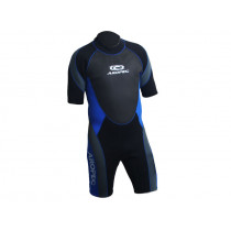 Aropec Monsoon Neoprene Mens Shorty Wetsuit 3mm 3XL