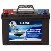Exide Marine Stowaway Dual Purpose Battery 12V