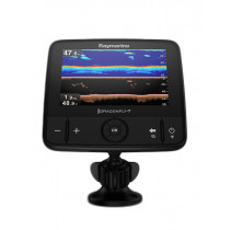 Raymarine Dragonfly 7 PRO CHIRP GPS/Fishfinder Trailer Boat Package