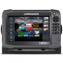 Lowrance HDS-7 Gen3 GPS/Fishfinder Custom Package