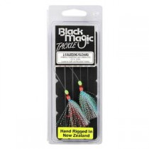 Black Magic Bleeding Pilchard Flasher Rig