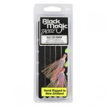 Black Magic Cod Terror 5/0 Flasher Rig