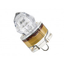 Underwater Diamond LED Strobe Light Multi-Coloured