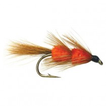 Black Magic Red Setter Trout Flies