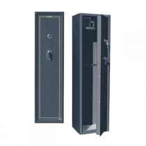 Kilwell Basic 6 Gun Safe Dual Door Key Lock