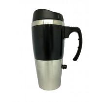 Stainless Steel Heated Travel Mug 12v 450ml