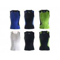 Aropec Mens Compression Sleeveless Top II