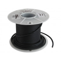 BEP Marine Flexible Battery Cable Black 1m