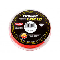 Berkley Fireline Exceed Blaze Orange Braid 300m Spools