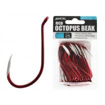 BKK Octopus Beak Hooks Red Bulk Pack Qty 25