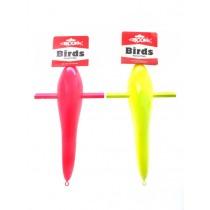 Boone Unrigged Bird Teaser 12in