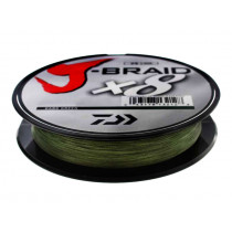 Daiwa X8 J-Braid Dark Green