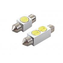 High Powered 1w LED Festoon Bulb 12V