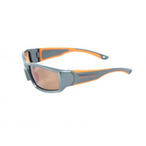 Aropec Polarised Floating Sunglasses Grey Orange
