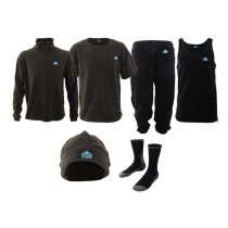 Game Hunter 6pc Fleece Clothing Pack 3XL