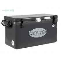 Icey-Tek Long Chilly Bin Cooler Grey