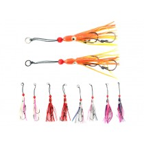 Ocean Angler Jitterbug Replacement Assist Rigs Qty 2