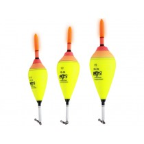 Day and Night Fishing Floats with Glow Stick Insert