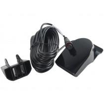 Garmin Transom Mount Transducer 50/200KHz 6-Pin Connector