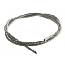 ManTackle 7x7 Coated Stainless Wire Leader Trace